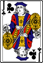 Jack Of Clubs Meaning In Cartomancy Latin Cards
